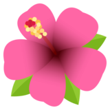 Hibiscus on JoyPixels 4.5
