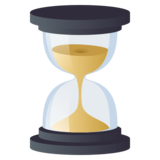 Hourglass Not Done on JoyPixels 4.5