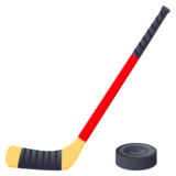 Ice Hockey on JoyPixels 4.5