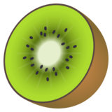 Kiwi Fruit on JoyPixels 4.5