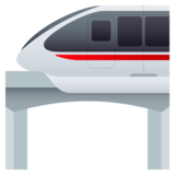 Monorail on JoyPixels 4.5