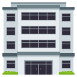Office Building on EmojiOne 4.5