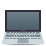 Laptop Computer on JoyPixels 4.5