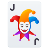 Joker on JoyPixels 4.5