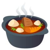 Pot of Food on JoyPixels 4.5