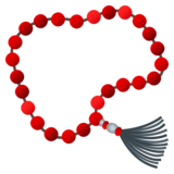 Prayer Beads on JoyPixels 4.5