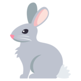 Rabbit on JoyPixels 4.5