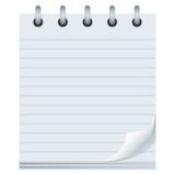 Spiral Notepad on JoyPixels 4.5