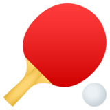 Ping Pong on JoyPixels 4.5