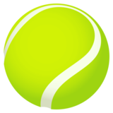 Tennis on JoyPixels 4.5
