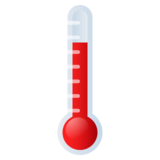 Thermometer on JoyPixels 4.5