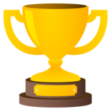 Trophy on JoyPixels 4.5