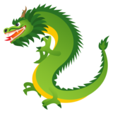 Dragon on JoyPixels 5.0