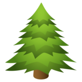Evergreen Tree on JoyPixels 5.0