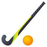 Field Hockey on JoyPixels 5.0