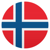 Flag: Bouvet Island on JoyPixels 5.0