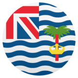 Flag: Diego Garcia on JoyPixels 5.0