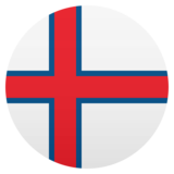 Flag: Faroe Islands on JoyPixels 5.0