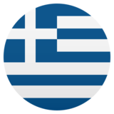 Flag: Greece on JoyPixels 5.0