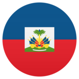 Flag: Haiti on JoyPixels 5.0