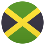 Flag: Jamaica on JoyPixels 5.0