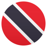 Flag: Trinidad & Tobago on JoyPixels 5.0