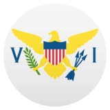 Flag: U.S. Virgin Islands on JoyPixels 5.0