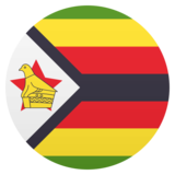 Flag: Zimbabwe on JoyPixels 5.0