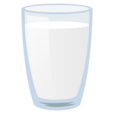 Glass of Milk on JoyPixels 5.0