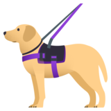 Guide Dog on JoyPixels 5.0