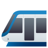 Light Rail on JoyPixels 5.0