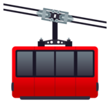 Mountain Cableway on JoyPixels 5.0