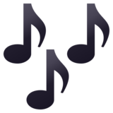 Musical Notes on JoyPixels 5.0