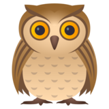 Owl on JoyPixels 5.0