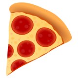 Pizza on JoyPixels 5.0