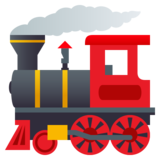 Locomotive on JoyPixels 5.0