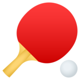 Ping Pong on JoyPixels 5.0