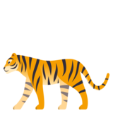 Tiger on JoyPixels 5.0