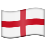Flag: England on Emojipedia 5.2