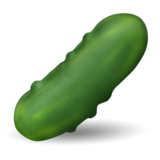 Cucumber on Emojipedia 6.0