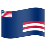 Flag for Grand Bassa (LR-GB) on Emojipedia 6.0