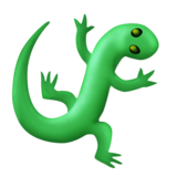 Lizard on Emojipedia 6.0