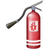 Fire Extinguisher on Emojipedia 11.0