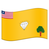 Flag for Gbarpolu (LR-GP) on Emojipedia 11.0