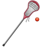 Lacrosse on Emojipedia 11.0