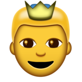 Prince on Emojipedia 11.0
