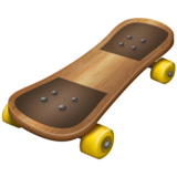 Skateboard on Emojipedia 11.0