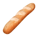 Baguette Bread on Emojipedia 11.1