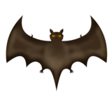 Bat on Emojipedia 11.1