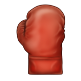 Boxing Glove on Emojipedia 11.1